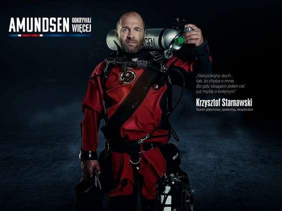 """Kolejna odsłona kampanii """"Amundsen - Odkrywaj więcej"""""""