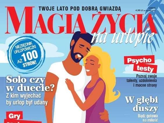 """""""Magia Życia na Urlopie"""" - nowy magazyn Burdy"""