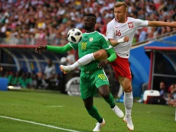 Mundial 2018: mecz Polska - Senegal oglądało ponad 11 mln widzów