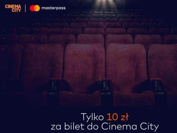 Nowa akcja promocyjna Cinema City i Mastercard