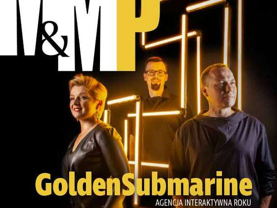 GoldenSubmarine, VML i Plej agencjami roku; grand prix Golden Arrow dla IKEA Family