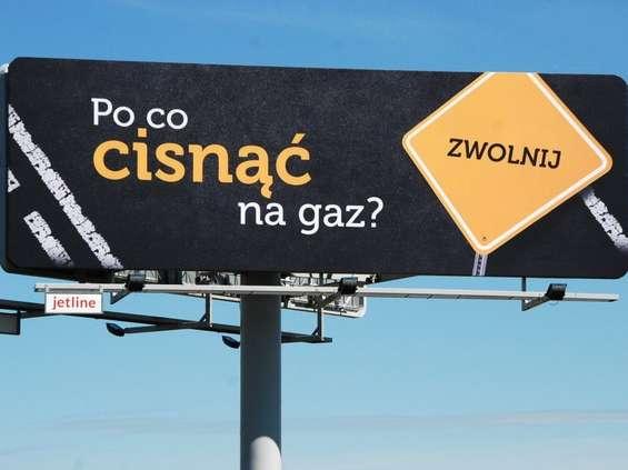 "Jet Line i Directors z kampanią ""Po co cisnąć"""