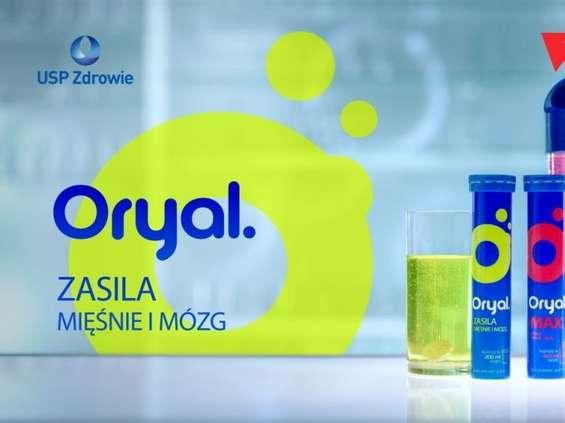 USP Zdrowie wprowadza nową markę - Oryal