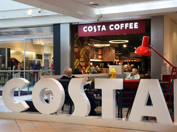 Costa Coffee pracuje nad nową strategią