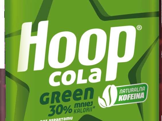 Hoop Cola zmienia szatę graficzną swoich produktów