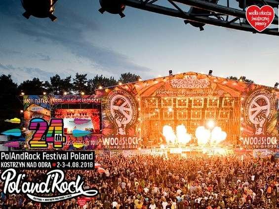 Onet wyłącznym horyzontalnym patronem internetowym Pol'and'Rock Festival