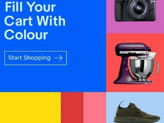 Najnowsza kampania eBaya nie była przełomowa dla marki