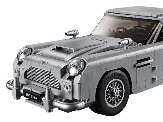 Lego zaprezentowało zestaw klocków inspirowanych postacią Jamesa Bonda