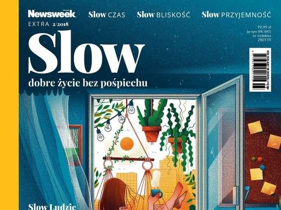 """Slow"" - nowy magazyn ""Newsweeka"""