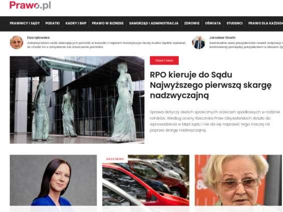 Ruszył serwis Prawo.pl.