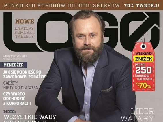 """Weekend zniżek i dodatek o polskich youtuberach we wrześniowym """"Logo"""""""