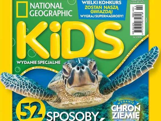 "Rusza polski ""National Geographic Kids"""