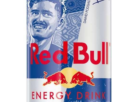 Dawid Podsiadło jedną z twarzy Red Bulla