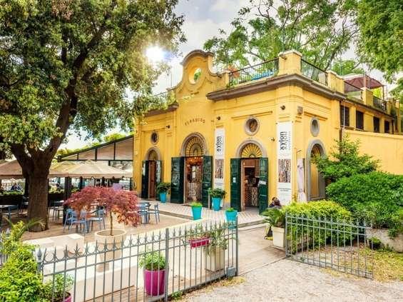"""Lavazza odrestaurowuje kawiarnię z """"Cinema Paradiso"""""""