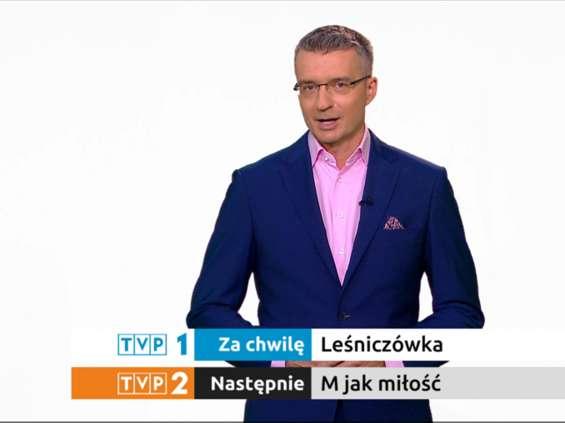 TVP powraca do zapowiedzi programów przez spikerów
