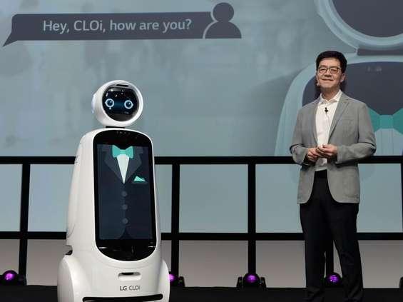 LG opiera strategię rozwoju na sztucznej inteligencji