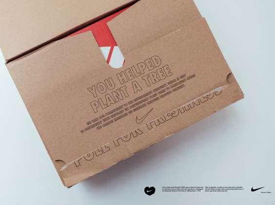 180heartbeats + Jung v. Matt  twórcą ekopudełek dla Nike