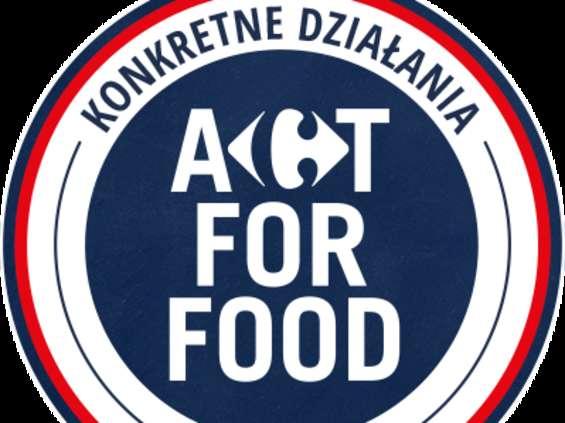 Act For Food - nowy program i nowa komunikacja Carrefoura [wideo]
