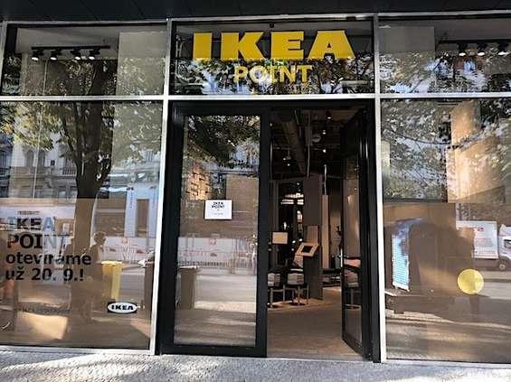 IKEA testuje w Pradze nowy format sklepu