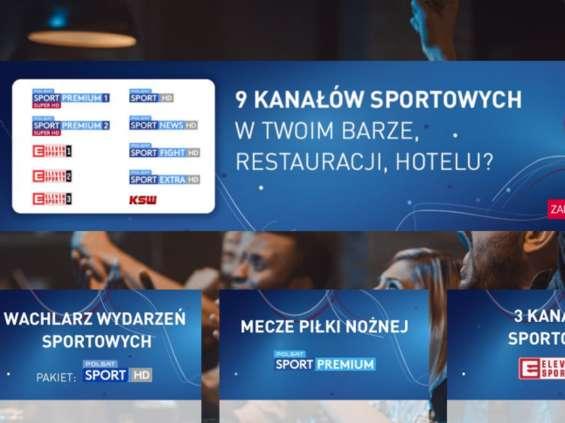 Polsat wprowadza abonament na publiczne transmisje sportowe