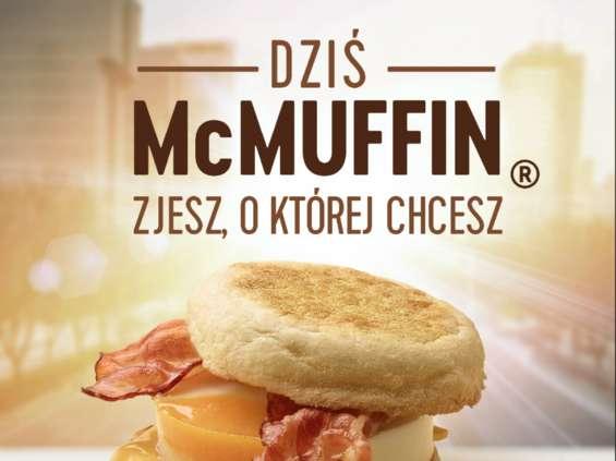 McDonald's zbadał zwyczaje śniadaniowe Polaków