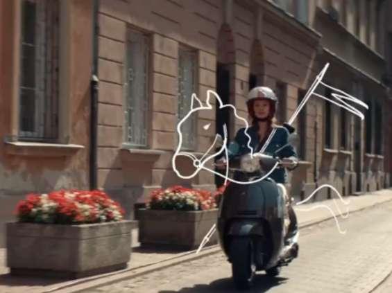 Kamil Bednarek reklamuje Lotto [wideo]
