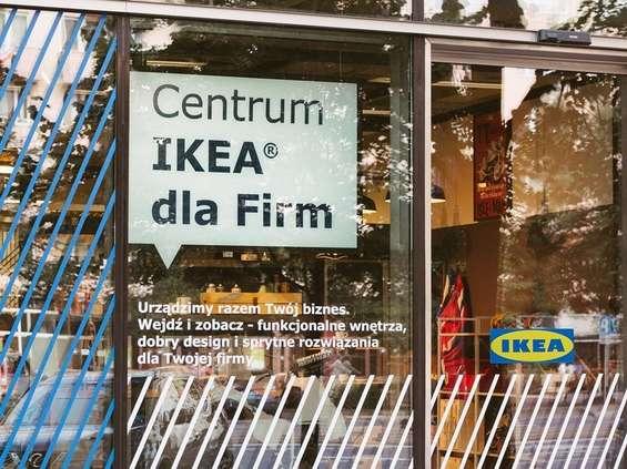 Centrum Ikea dla Firm okazało się strzałem w 10