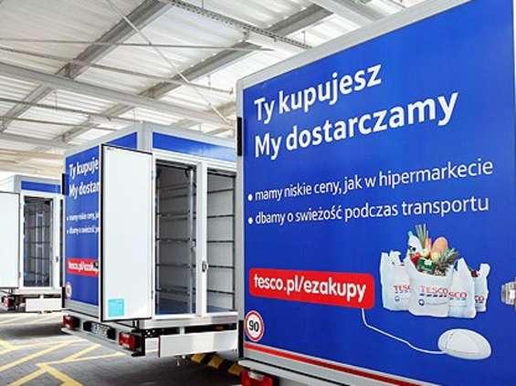 """""""MMP"""" i Ariadna: Polacy kupują w e-Tesco i chcieliby e-Biedronki"""