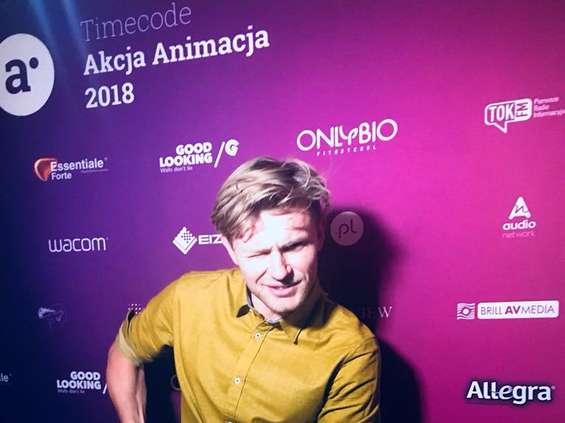 Konkurs Timecode AKCJA ANIMACJA 2018 rozstrzygnięty
