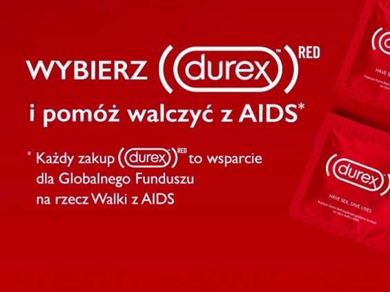 Durex przeciw AIDS