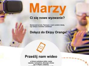 """Rusza casting na """"Ekipę Orange"""" - młodych influencerów"""