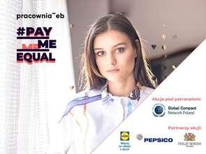 #PayMeEqual - kampania społeczna od Pracowni_EB