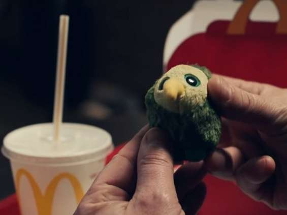 McDonald's dla dorosłych dzieci [wideo]