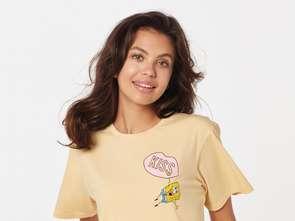 Kolekcja ubrań ze Sponge Bobem