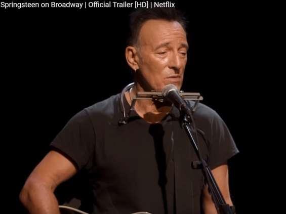 Netflix pokaże koncerty Bruce'a Springsteena i Taylor Swift