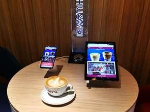 Costa Coffee rozpoczyna współpracę z Huawei