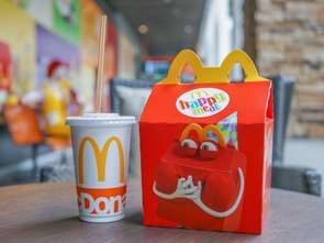 McDonald's zmienia składniki Happy Meala