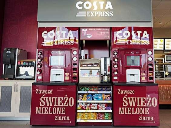 Coca-Cola zakończyła przejmowanie Costa Coffee