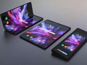 Samsung pokaże w lutym telefon ze składanym ekranem