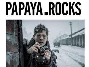 Serwis Papaya.Rocks zanotował od premiery 200 tys. odsłon