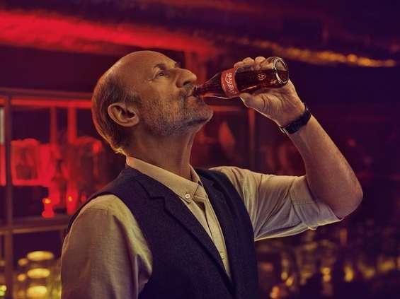 Piotr Fronczewski w kampanii Coca-Coli [wideo]