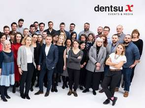 Powstaje Dentsu X - Events & Media