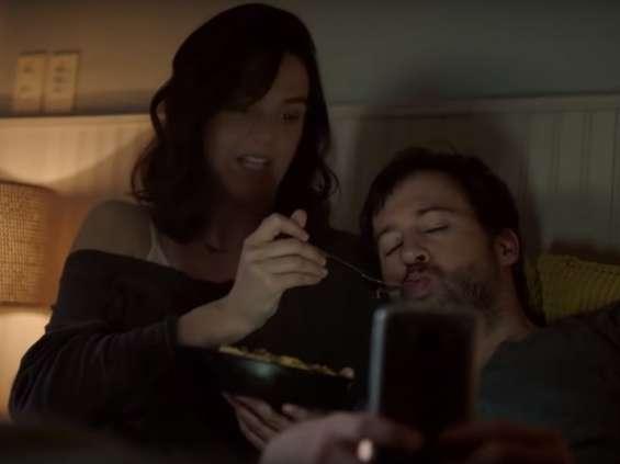 Devour nawiązuje w kampanii do #foodporn