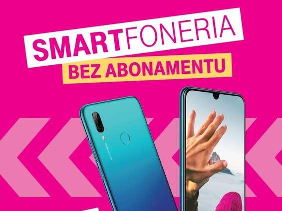 T-Mobile reklamuje smartfony bez abonamentu [wideo]