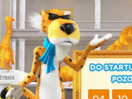 Cheetos rusza z konkursem i kampanią