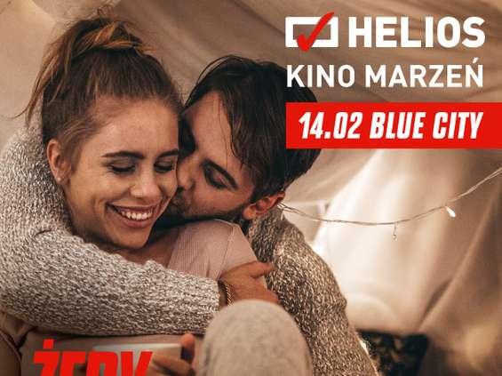 Kampania dla pierwszego kina Helios w Warszawie