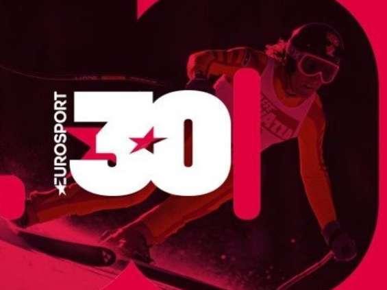 Eurosport świętuje 30-lecie
