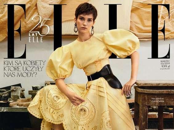 """Elle"" świętuje 25 lat w Polsce"