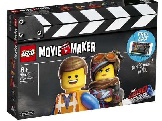 Darmowe bilety, taneczne wyzwanie i Happy Meal od Lego