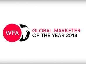 CMO Mastercarda z tytułem Global Marketer of the Year 2018